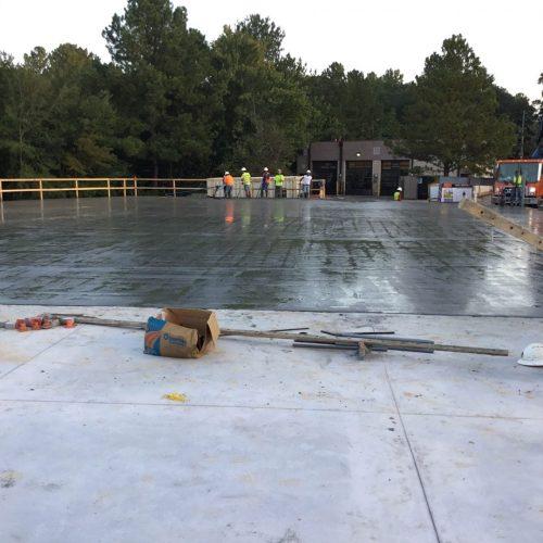 concrete, contractors, construction